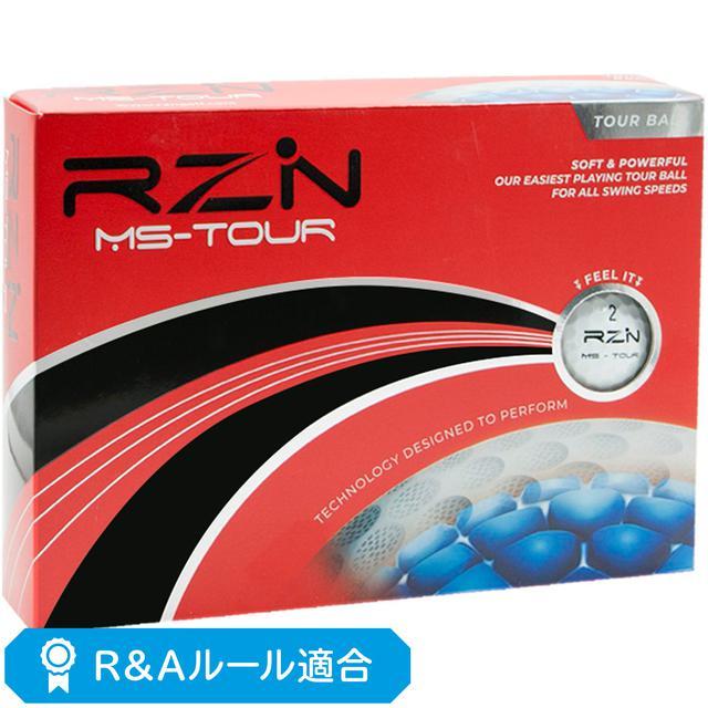 画像: RZN MS-TOUR フェースに食いつくような打感と優れたドライバー飛距離を両立|テックウインド株式会社