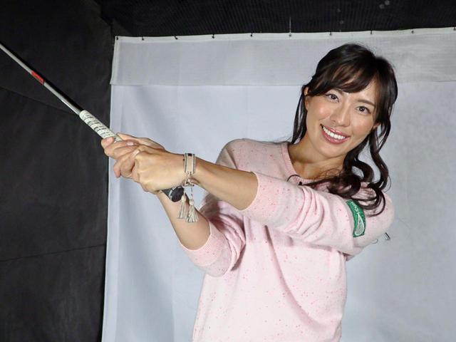画像: トッププロたちも取り入れるシャローイングのコツを、教え上手のレッスンプロ・小澤美奈瀬に教えてもらおう