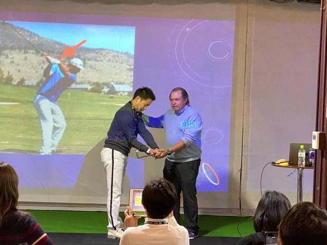 画像: 昨年2月にマイク・アダムス、テリー・ロウエルらを招聘し「バイオスウィングダイナミクスセミナー東京」を開催した