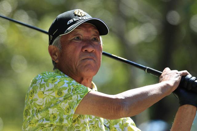 画像: 現日本ゴルフツアー機構会長の青木功(写真は2017年の中日クラウンズ 撮影/姉崎正)