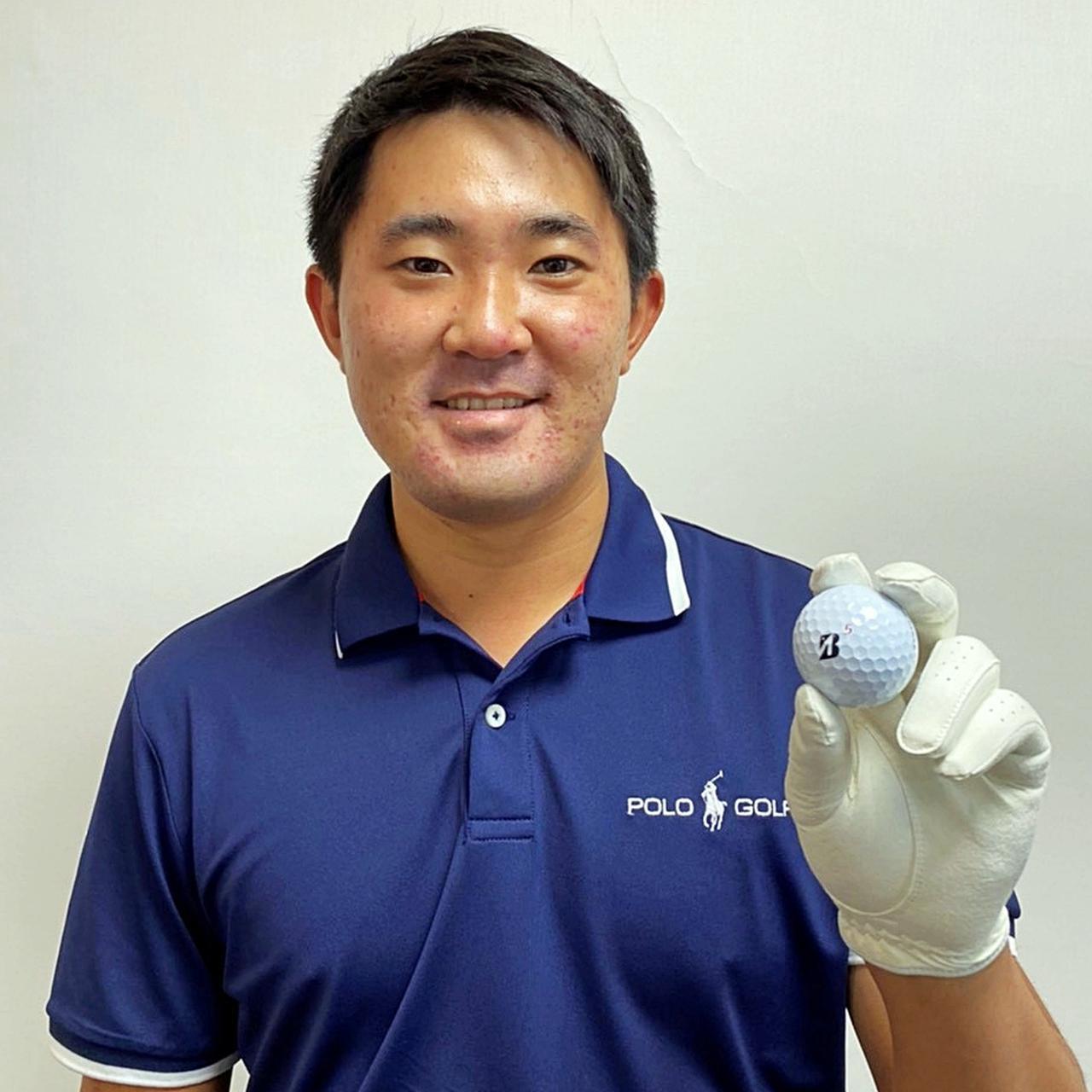 画像: ブリヂストンゴルフとボール契約を交わした金谷拓実(写真はブリヂストンゴルフリリースより)