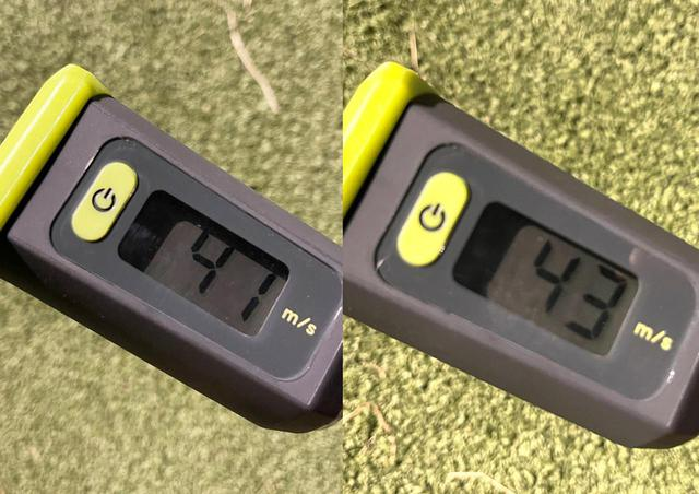 画像: ギッタンバッコンスウィングでヘッドスピードが2m/s速くなりました