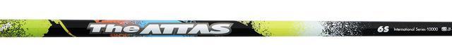 画像: G410プラスドライバーに金谷が組み合わせているシャフトはUSTマミヤ「ジ・アッタス」の70グラム台Sフレックスモデル(写真は60グラム台Sフレックスのもの)