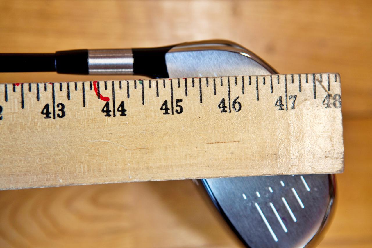 画像: ドライバーの長さ規定が最長48インチから短く変更されることが検討されているという(写真/野村知也)