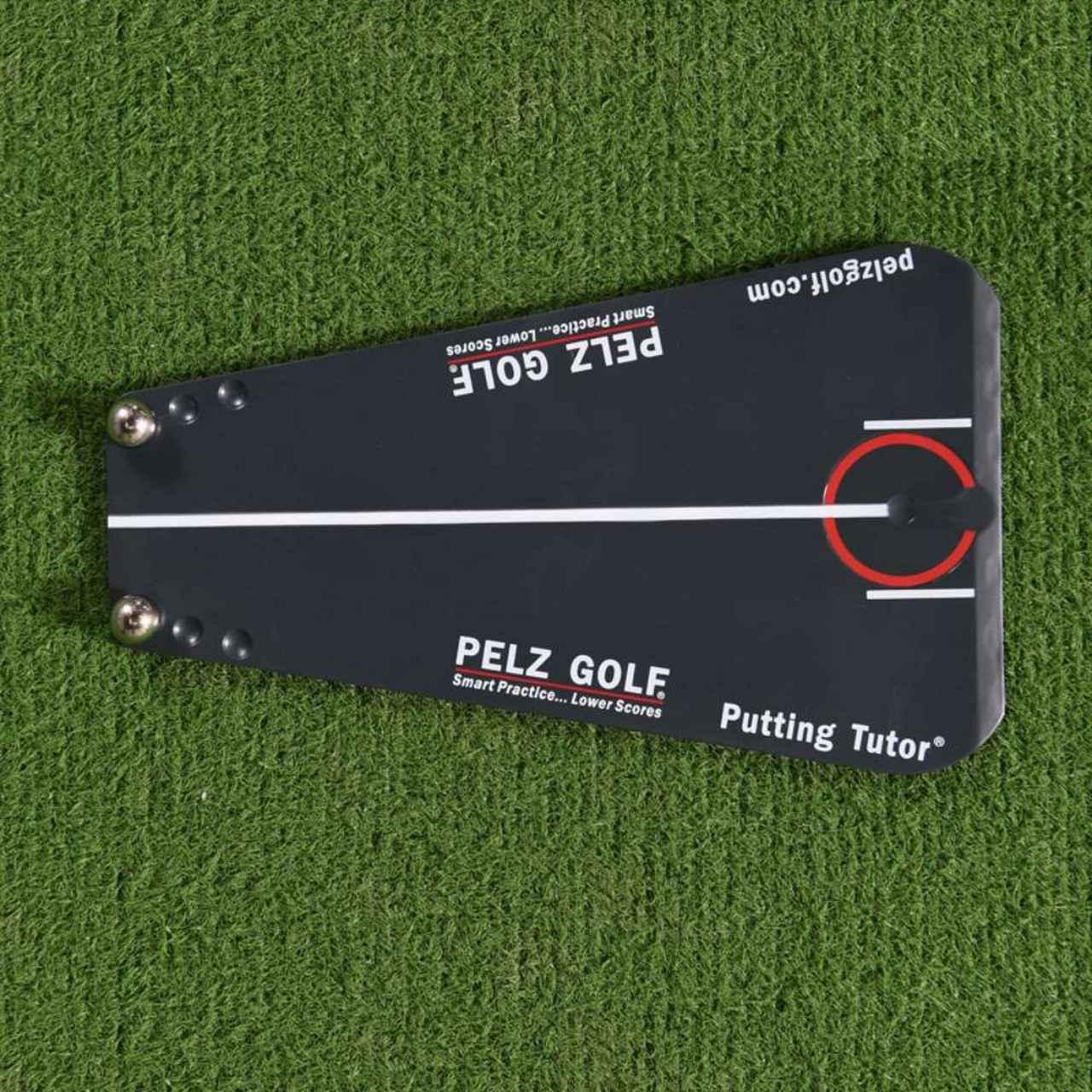画像: 【楽天市場】ペルツゴルフ パッティングチューター(PELZ GOLF Putting Tutor):ゴルフポケット楽天市場店