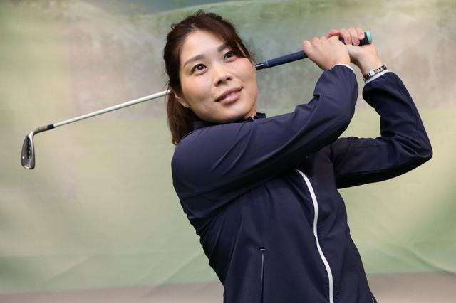画像: 正しいインパクトからフィニッシュの動きをプロゴルファー・大谷奈千代が解説!