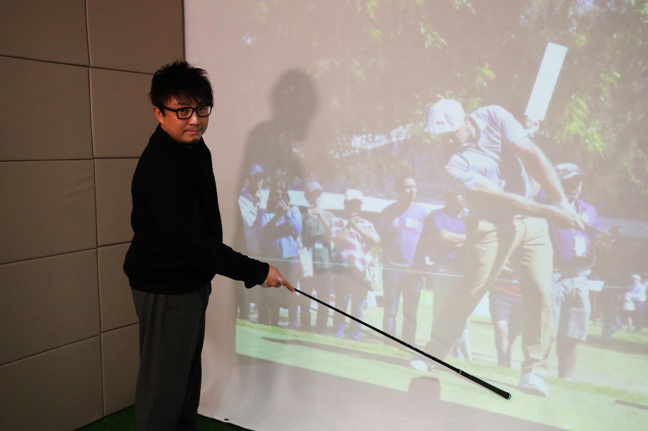 画像: 飛距離アップ請負人こと吉田一尊プロにアマチュアが真似すべきブライソン・デシャンボーのスウィングのポイントを教えてもらった