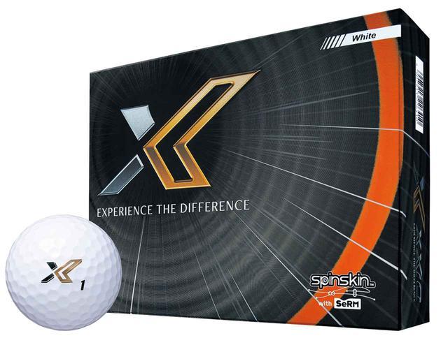 画像: やさしく飛ばせて、ショートゲームではギュギュッと止まる! 「ゼクシオエックス」のゴルフボールをプレゼント
