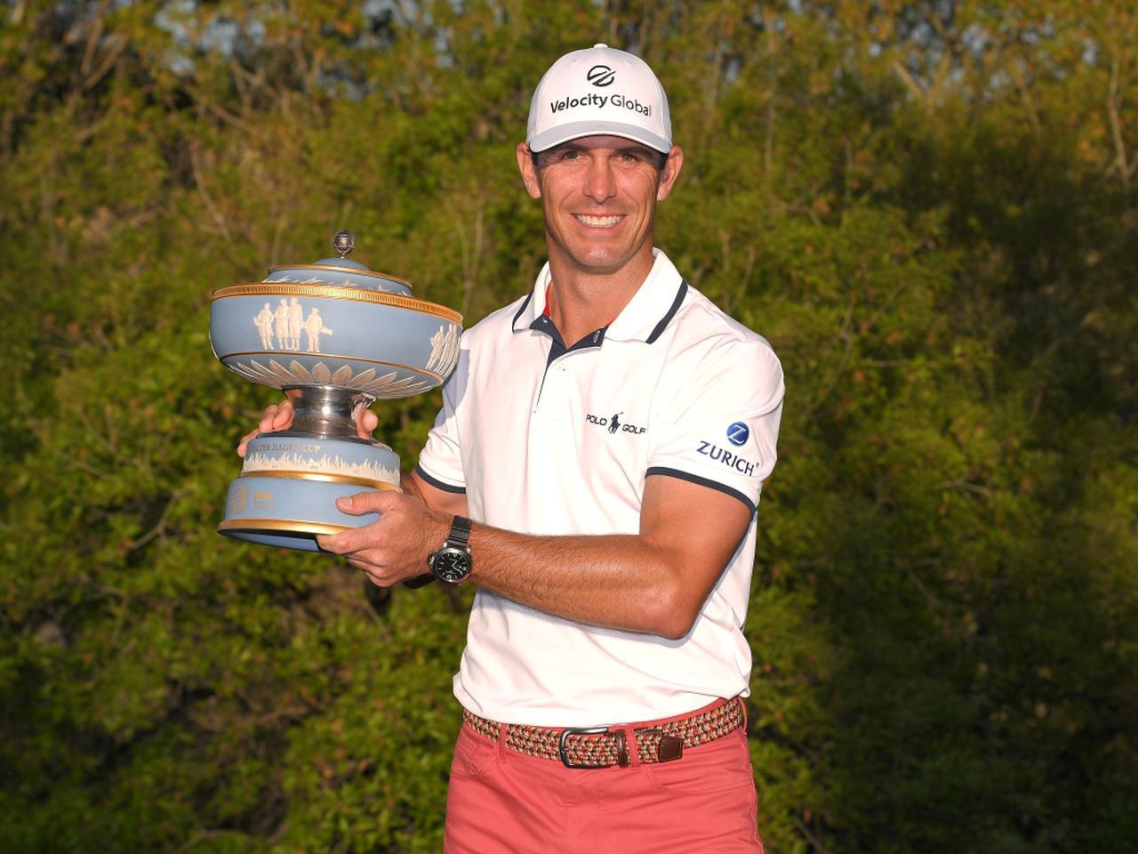 画像: PGAツアー「WGCデルテクノロジーズマッチプレー」を制したビリー・ホーシェル(写真/Getty Images)