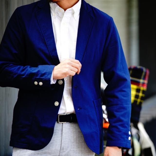画像: 【楽天市場】着るタオル ジャケット【名門ゴルフ場の夏ゴルフにも】:ゴルフポケット楽天市場店