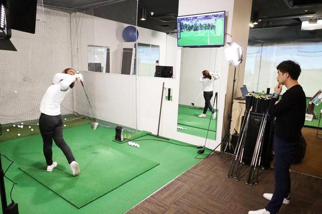 画像: クラブフィッターの吉田智さんにS子に合うシャフト・合わないシャフトをチェックしてもらいました!