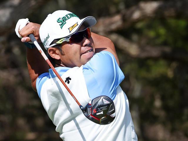 画像: PGAツアー「バレロテキサスオープン」初日を終え、トータル5アンダー4位タイに位置する松山英樹(写真/Getty Images)