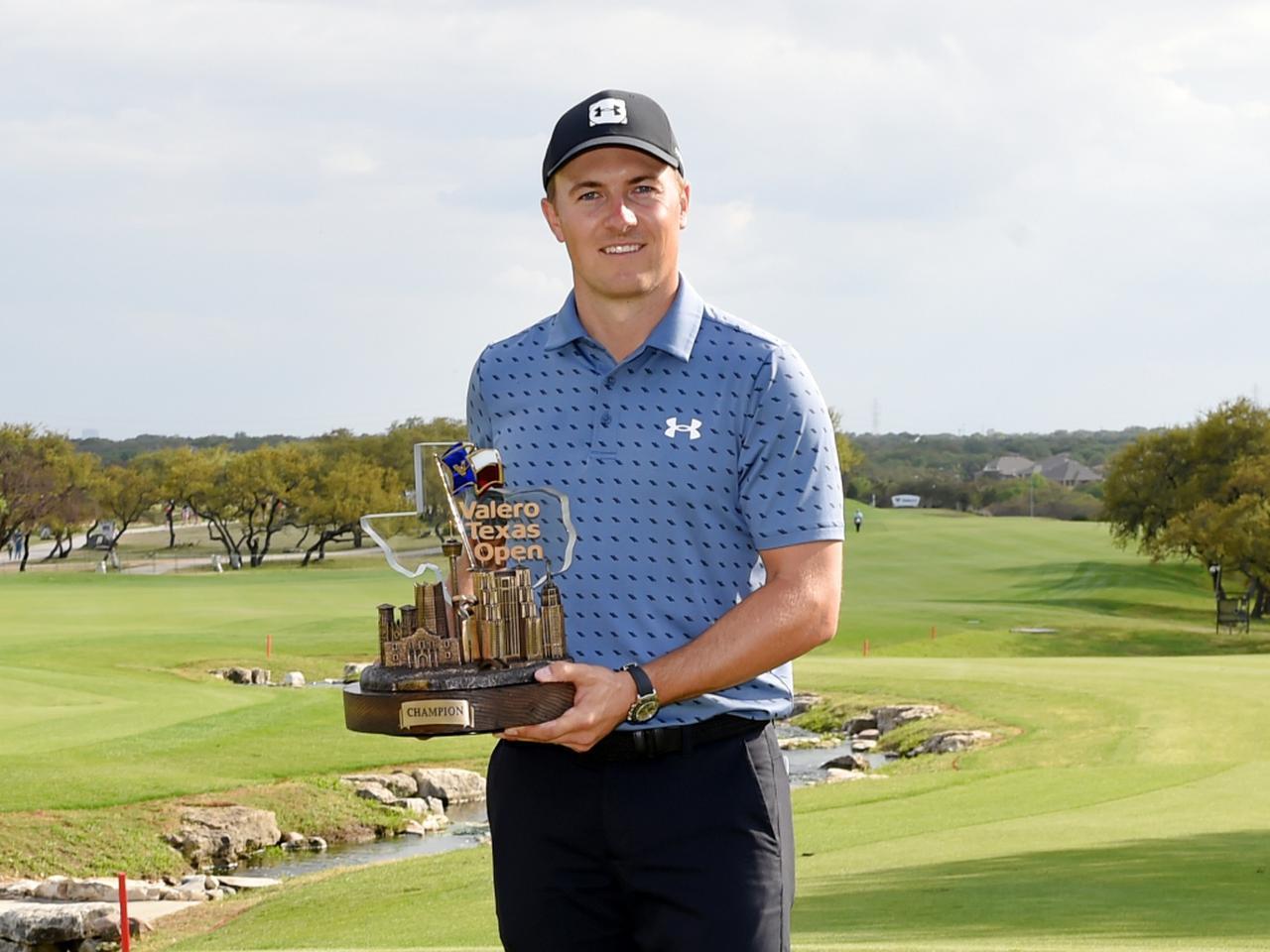 画像: PGAツアー「バレロテキサスオープン」で復活優勝を遂げたジョーダン・スピース(写真/Getty Images)