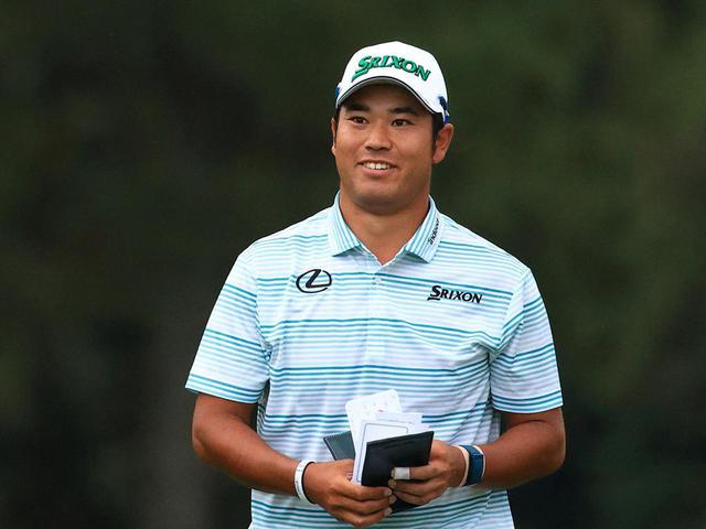 画像: マスターズではプレー中に笑顔が多く見られたと小澤(写真/Getty Images)