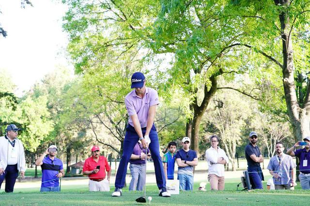 画像: ジャスティン・トーマスのドライバー連続写真 - みんなのゴルフダイジェスト