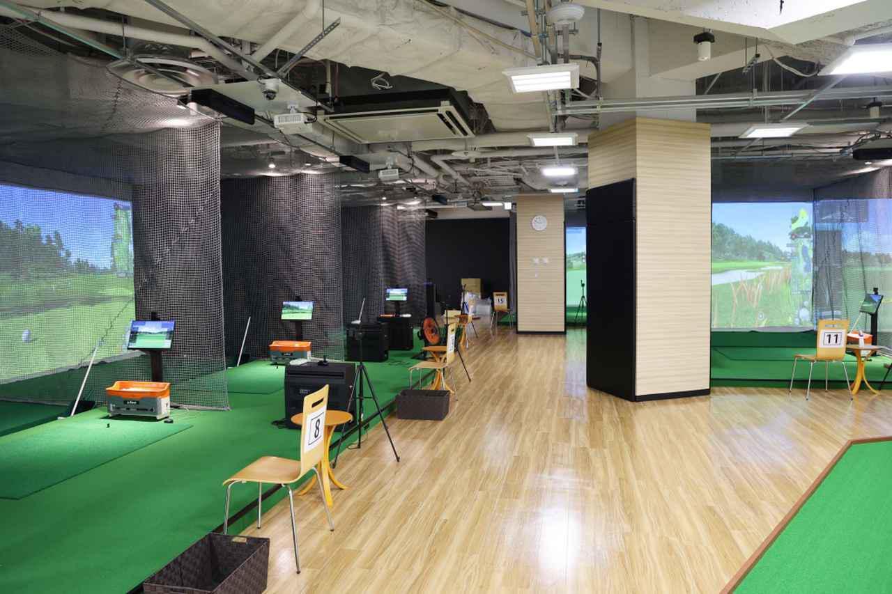画像: 本日オープンしたばかりの「インドアゴルフスクールBEAGLE(ビーグル)川崎 ラ チッタデッラ店」