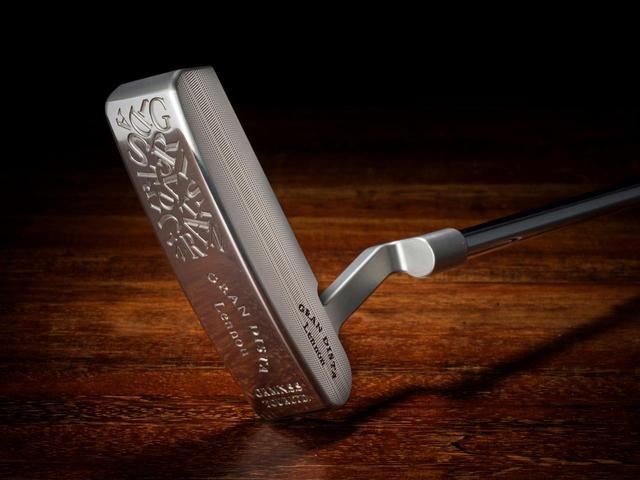 画像: ジャーマンステンレススチール製「グランディスタ レノン パター」。最高の打感。最高の打音。 - ゴルフへ行こうWEB by ゴルフダイジェスト