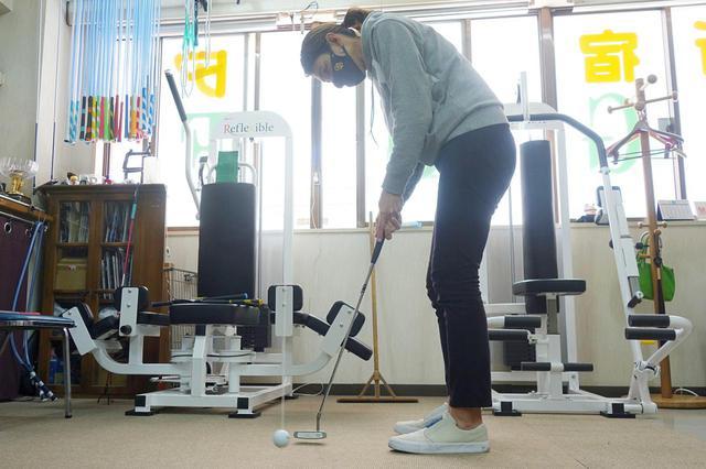 画像: 魔法のタッチはプロキャディ・伊能さんも「いい練習になる」と大絶賛の練習器具でした!