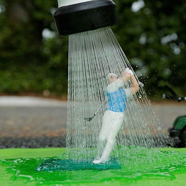 画像: 雨の日にスコアを守るために気をつけるべきこととは?(撮影/小林司)
