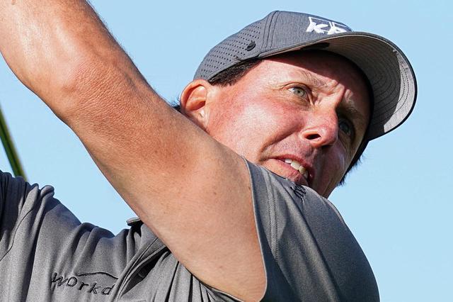 画像: メジャー「全米プロゴルフ選手権」を制した50歳のフィル・ミケルソン(写真は2020年のファーマーズインシュランスオープン 撮影/姉崎正)