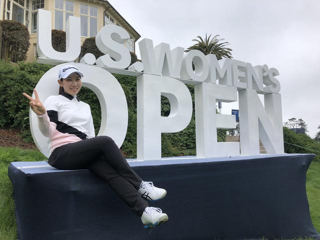 画像: 「全米女子オープン」最終地区予選を勝ち上がり出場する小暮千広さん(写真提供/橋本真和)
