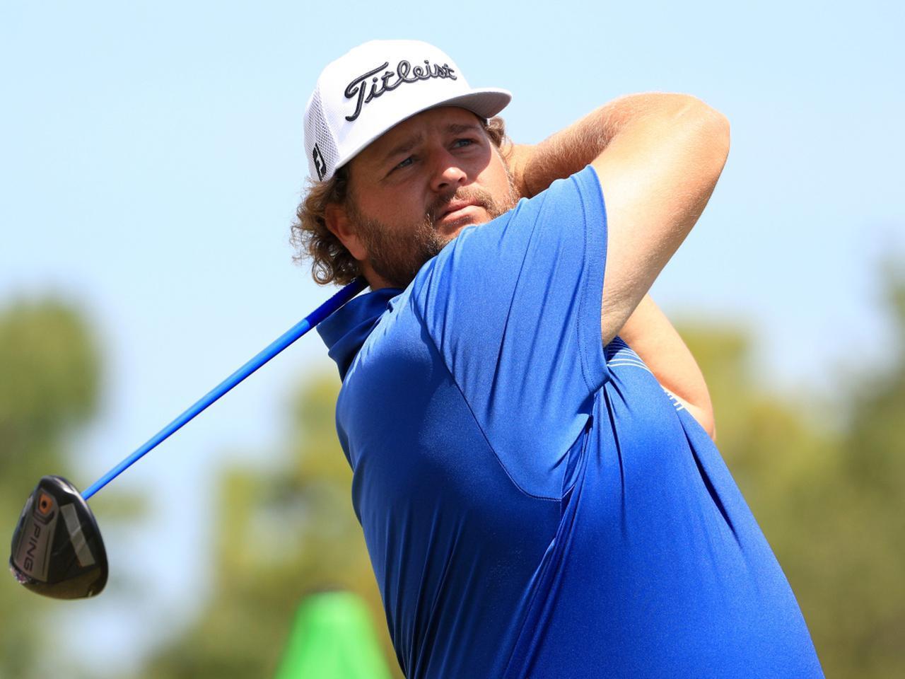 画像: 4月末に開催された「バルスパー選手権」のマンデー予選を突破し、PGAツアーデビューを果たしたマイケル・ヴィサッキ(写真/Getty Images)