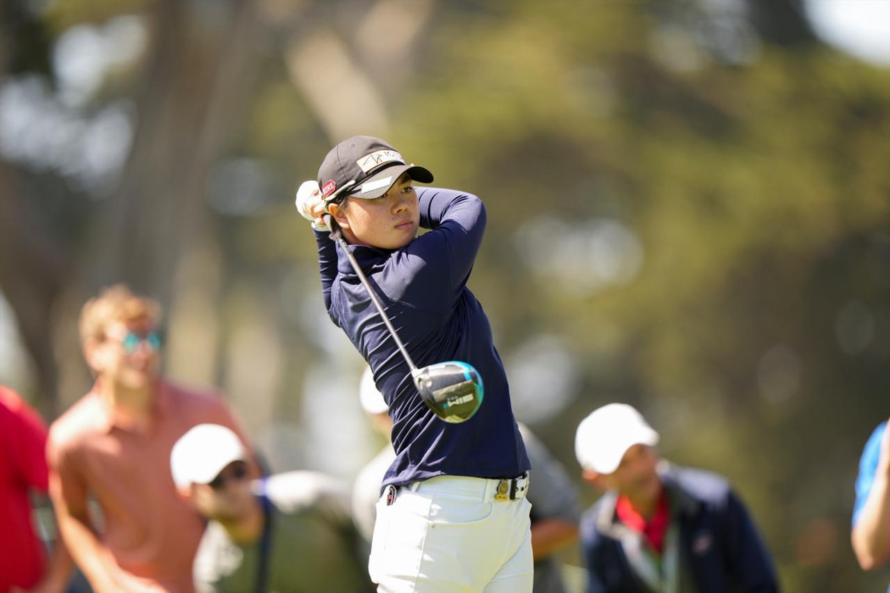 画像: 畑岡奈紗とのプレーオフを制し、全米女子オープン優勝を果たした笹生優花(USGA/Darren Carroll)