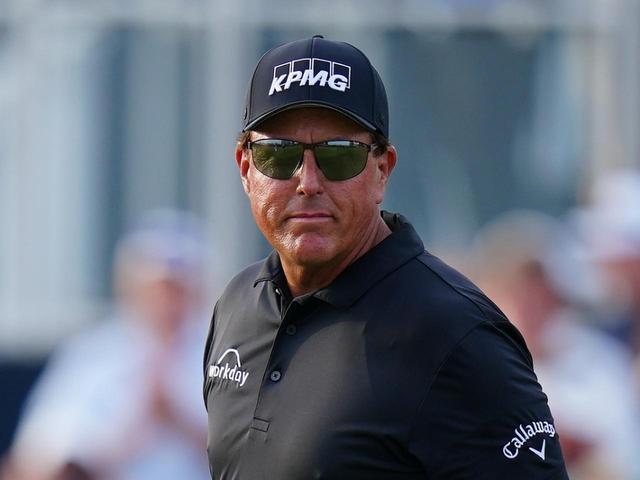 画像: 全米オープンを制すればグランドスラム達成となるフィル・ミケルソン(写真は2021年の全米プロゴルフ選手権 撮影/Blue Sky Photos)