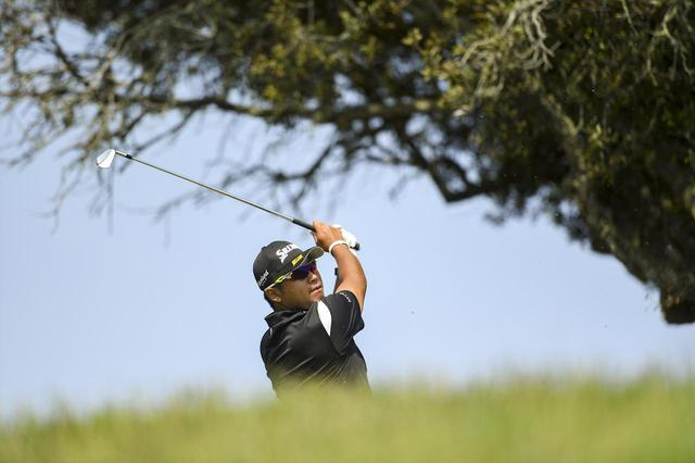 画像: 全米オープンの初日をトップと2打差の2アンダーで終えた松山英樹(USGA/Robert Beck)