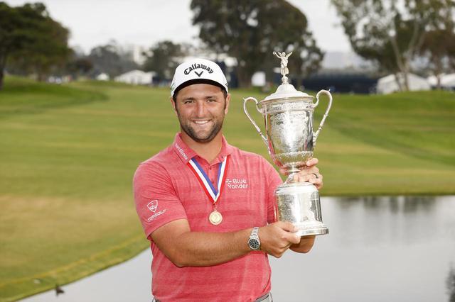 画像: メジャー初優勝、スペイン人としても初優勝となった「全米オープン」を制覇したジョン・ラーム(写真 USGA/Jeff Haynes)