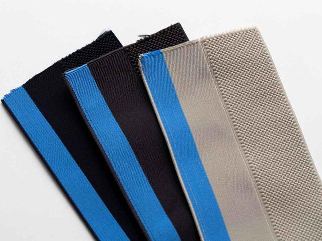画像: ゴムの内側には、アイコンカラー「サムシングブルー(幸せのブルー)」が施されている