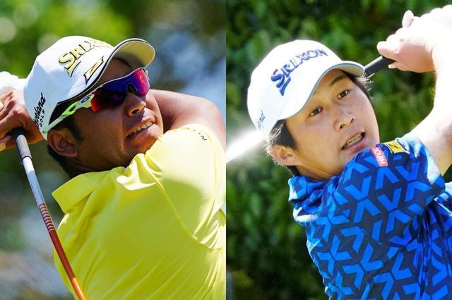 画像: 東京オリンピック男子ゴルフの日本代表に内定したのは松山英樹(左)と星野陸也(右)