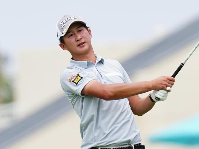 画像: 東京オリンピック男子ゴルフの日本代表に内定した星野陸也