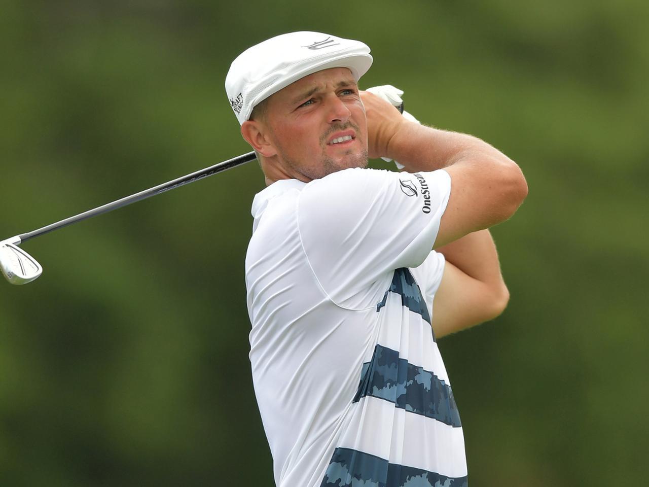 画像: PGAツアー「トラベラーズ選手権」を19位タイで終えたブライソン・デシャンボー(写真/Getty Images)