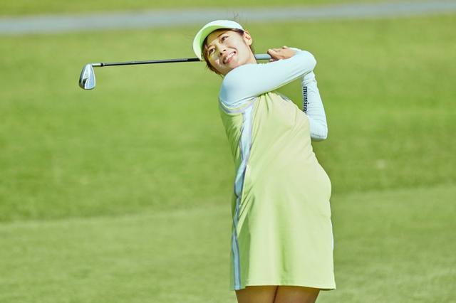 画像: 5下シングルの腕前を持つ上山晴香さんが続ける練習とは?
