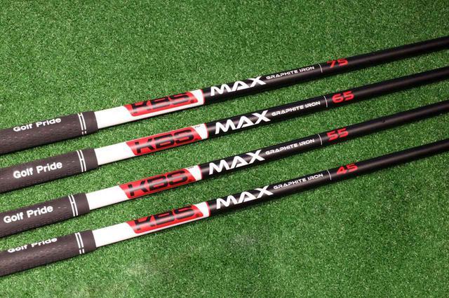 画像: MAXシリーズは45、55、65、75、85があるみたいですよ~!現時点で85MAXはスタジオにありませんでしたが、必要に応じて用意するみたい