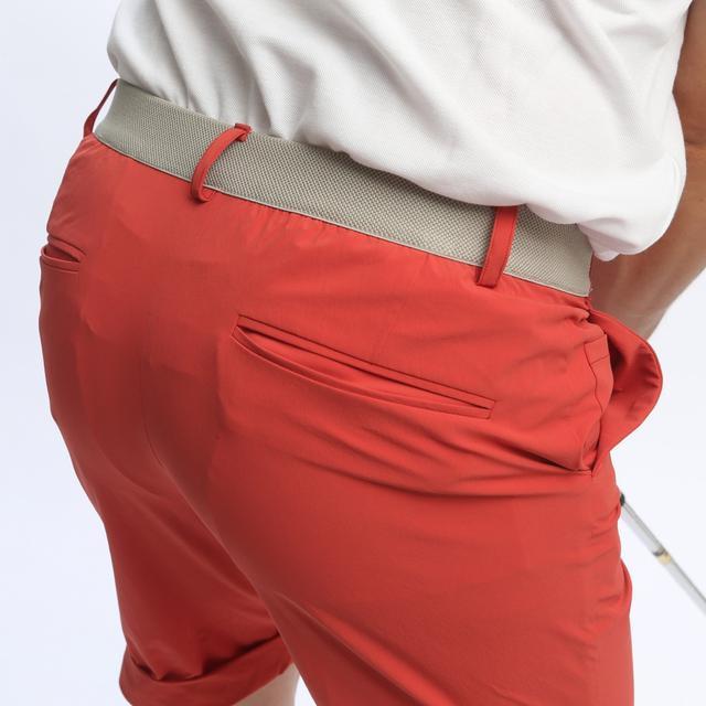 画像: 【軽涼!お洒落でラクな】NUMBER Mゴルフハーフパンツ ゴルフダイジェスト公式通販サイト「ゴルフポケット」