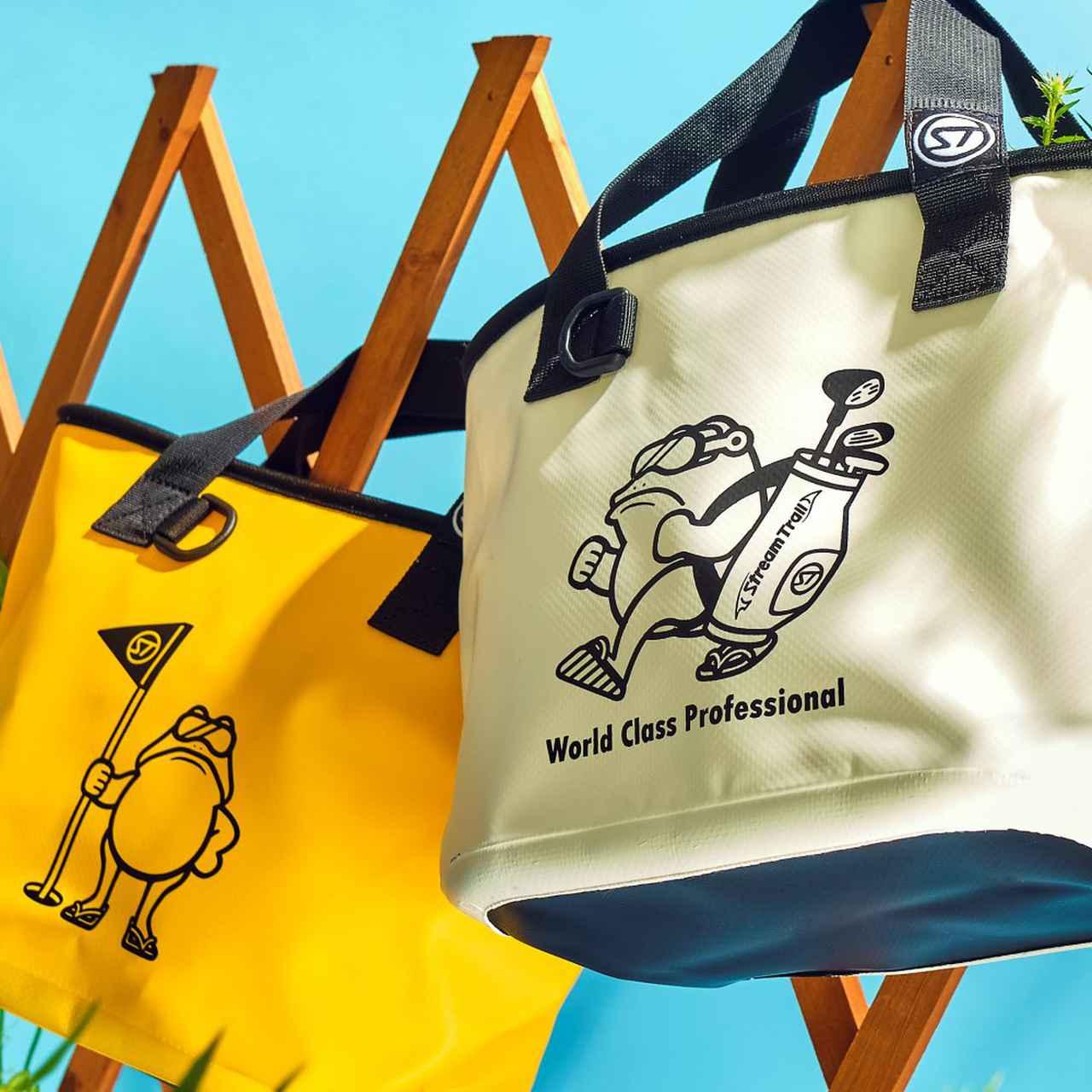 画像: 【ゴルフ仕様に】StreamTrail ターポリン ラウンドバッグ|ゴルフダイジェスト公式通販サイト「ゴルフポケット」