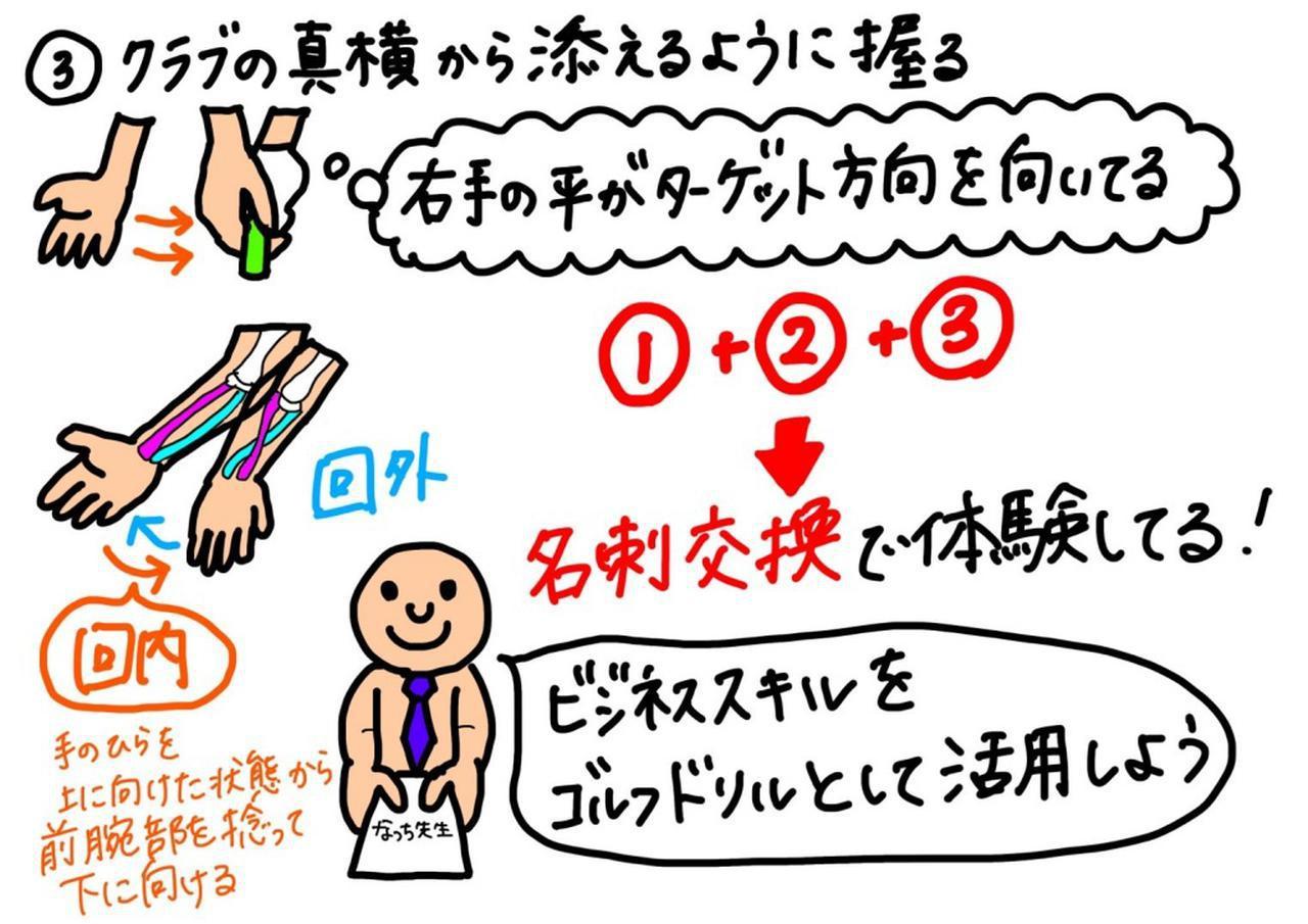 画像2: 右手のグリップはどう握る!? 骨格的に考えた「正解」を教えてもらった