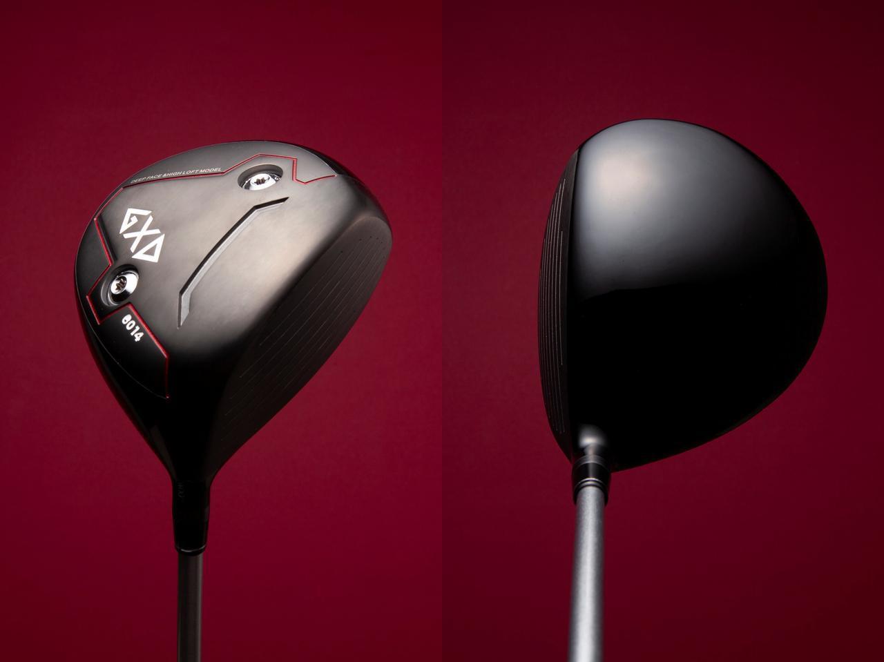 画像: FREIHEIT GXD6014(短尺専用設計)はロフト15度、長さは41インチ
