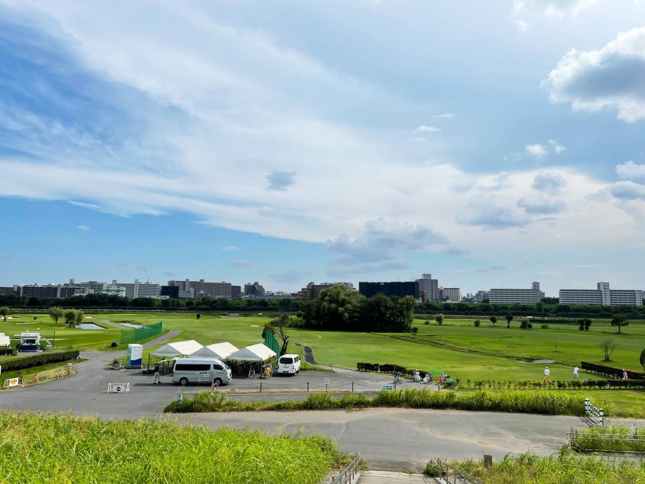 画像: JR川口駅からすぐの川口市浮間ゴルフ場。その「さざんかコース」9ホールが決戦の舞台だ
