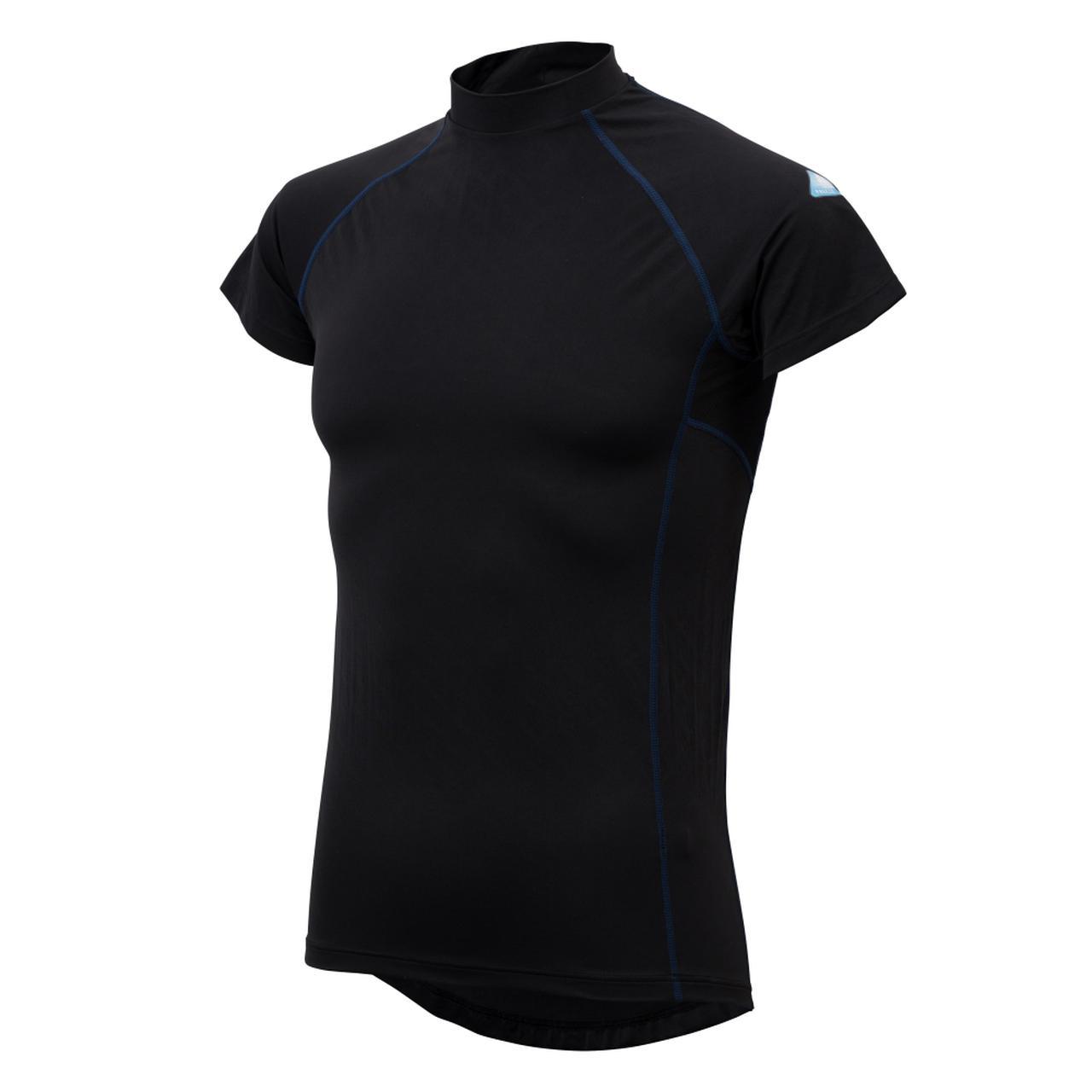 画像: 【使い勝手良し】 氷撃!インナーシャツ 半袖 ローネック ゴルフダイジェスト公式通販サイト「ゴルフポケット」