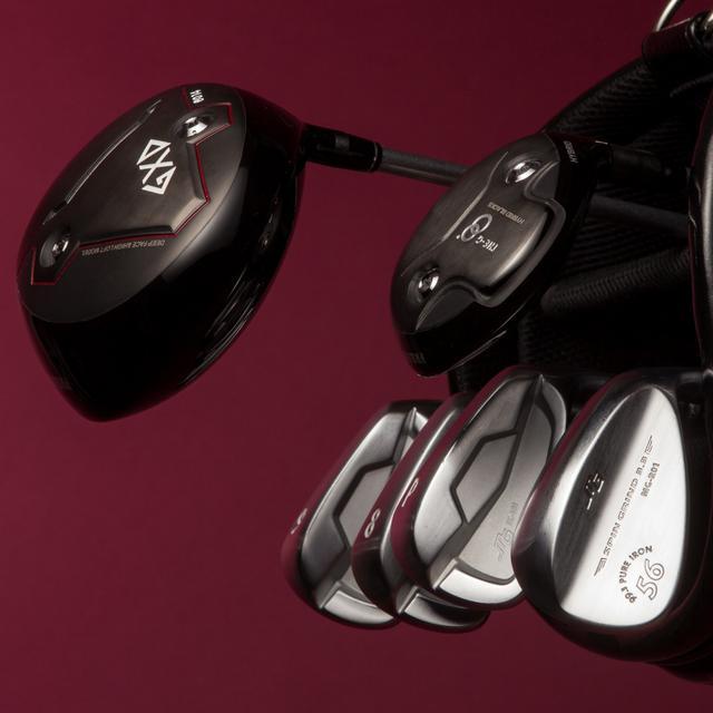 画像: 【ドライバーが41インチ!?】チップゴルフ 短尺クラブセット「ADACHI SET」 ゴルフダイジェスト公式通販サイト「ゴルフポケット」