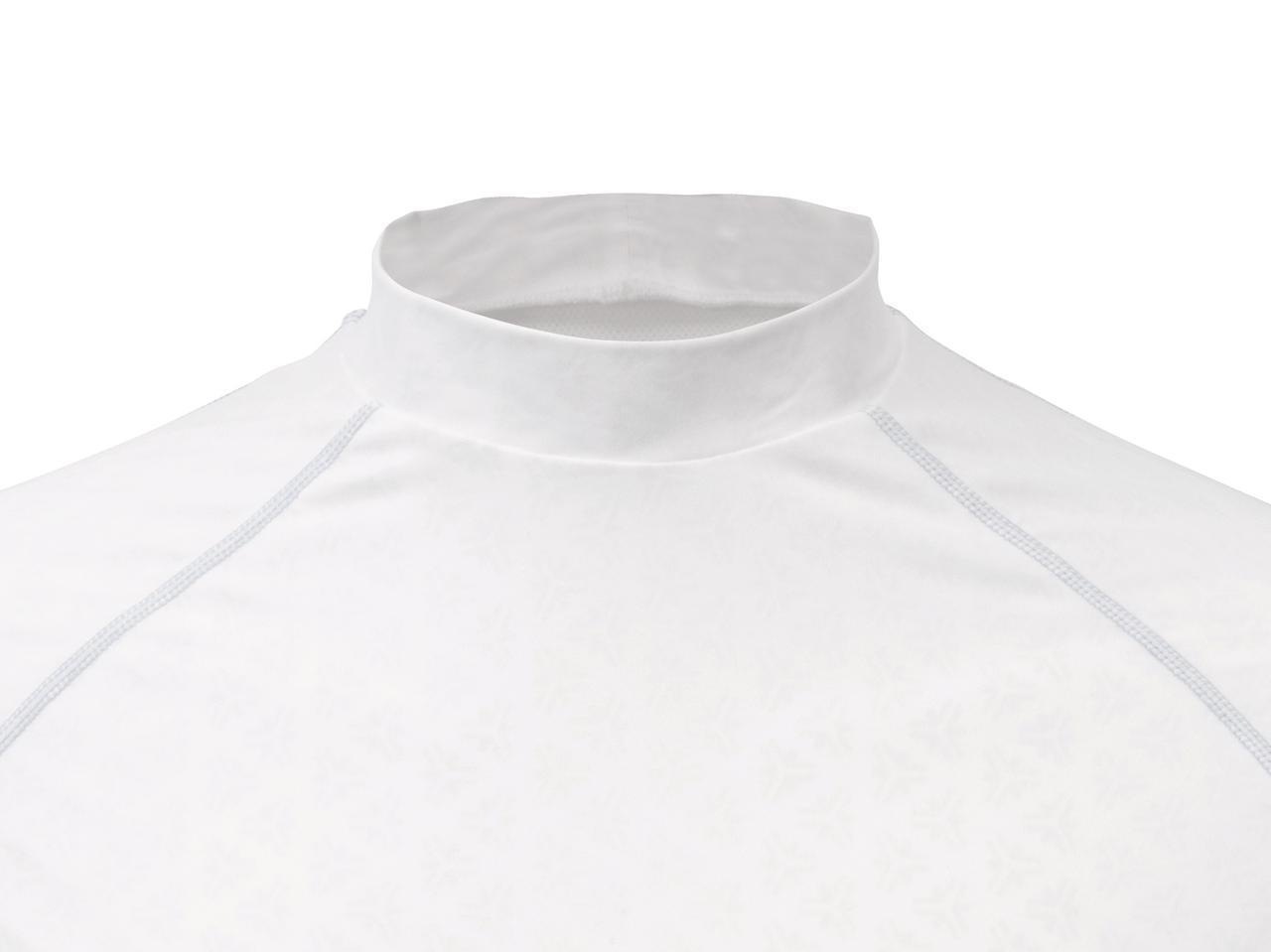 画像3: 氷撃シリーズ【2】冷却インナーシャツ 長袖 ローネック