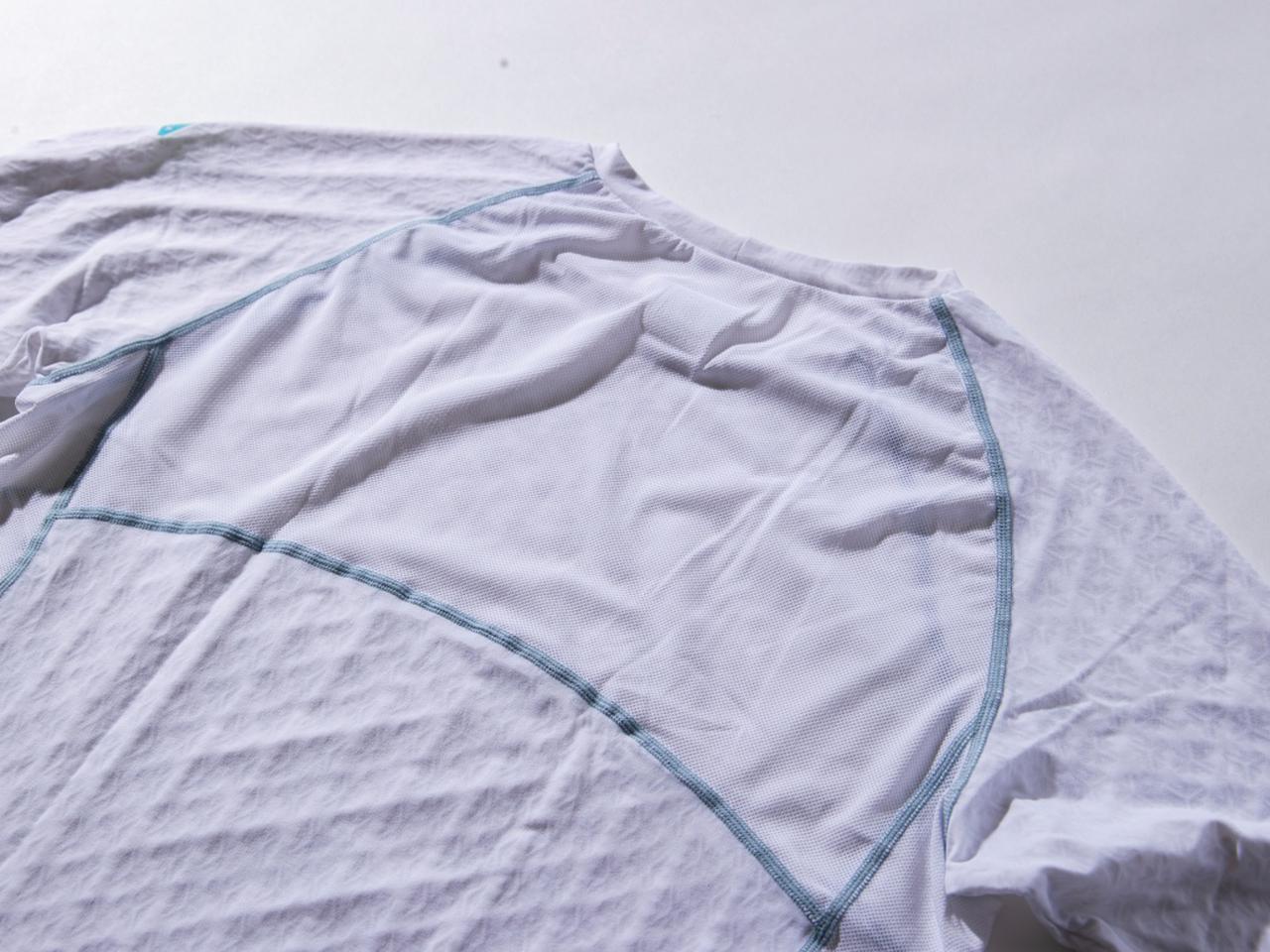 画像2: 氷撃シリーズ【3】インナーシャツ 半袖 ローネック