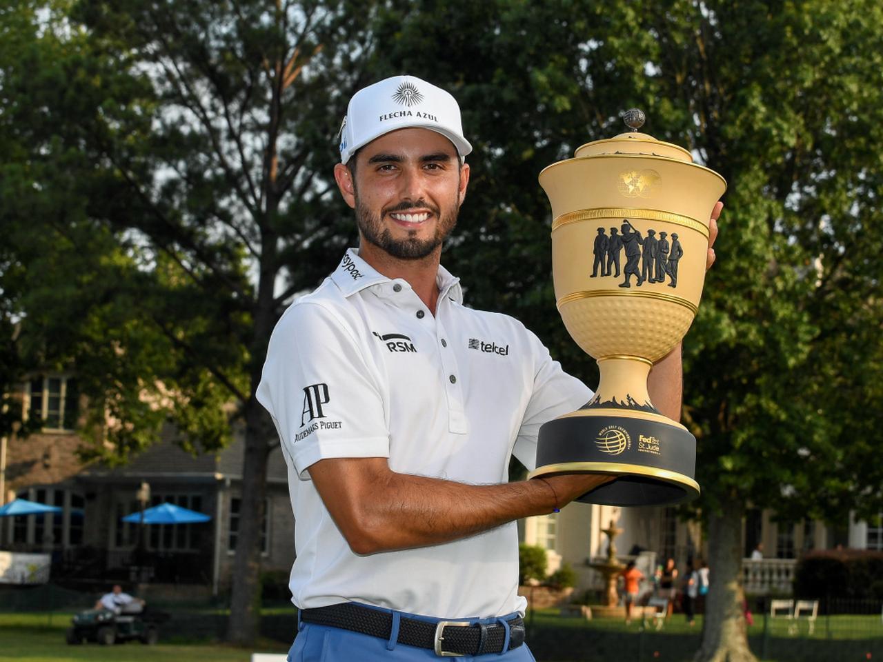 画像: PGAツアー「WGC・フェデックス・セントジュードインビテーショナル」を制したエイブラハム・アンサー(写真/Getty Images)