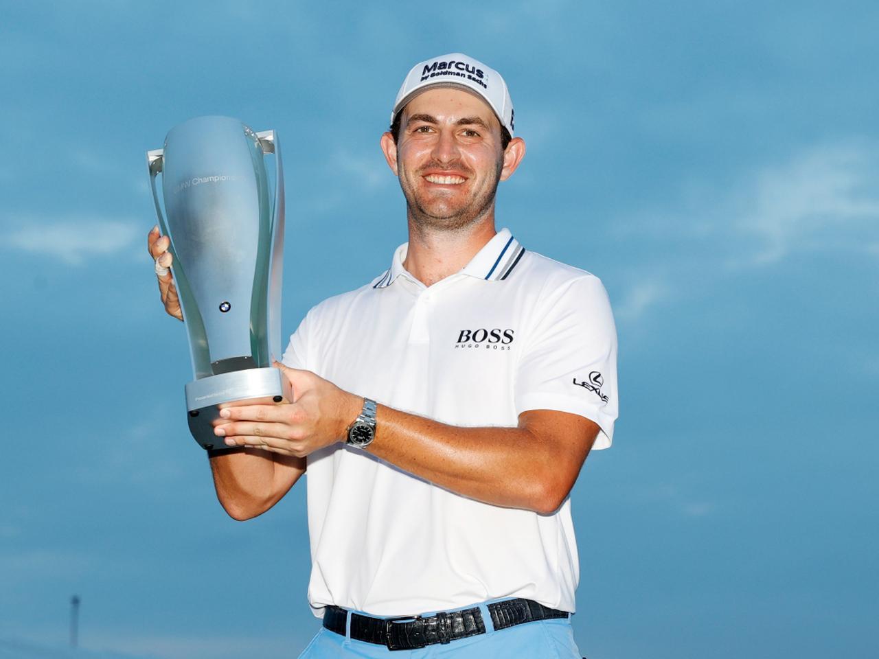 画像: PGAツアープレーオフ2戦目「BMW選手権」を制したパトリック・カントレー(写真/Getty Images)