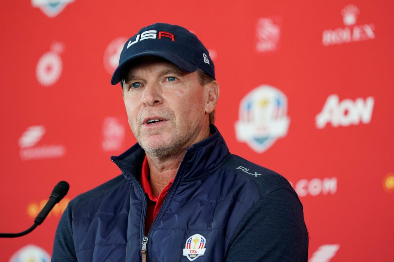 画像: ライダーカップ米チーム主将スティーブ・ストリッカーが選んだ残り6名のメンバーは?(写真/Getty Images)