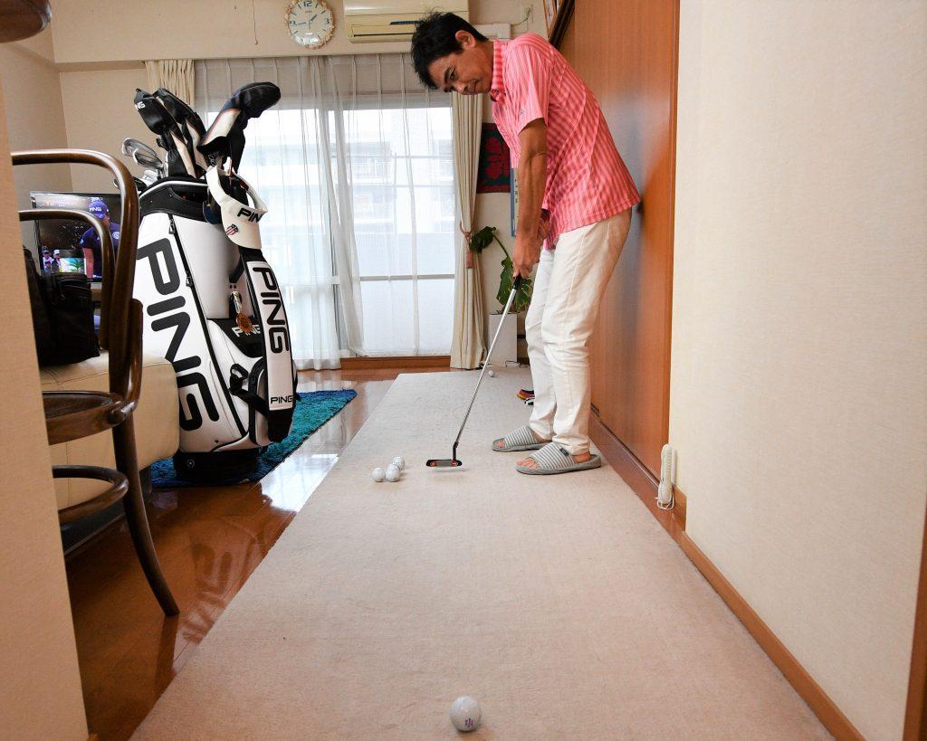 画像: 「おうち時間」を有効活用! ゴルフ上達&運動不足解消に効く自宅練習法 |