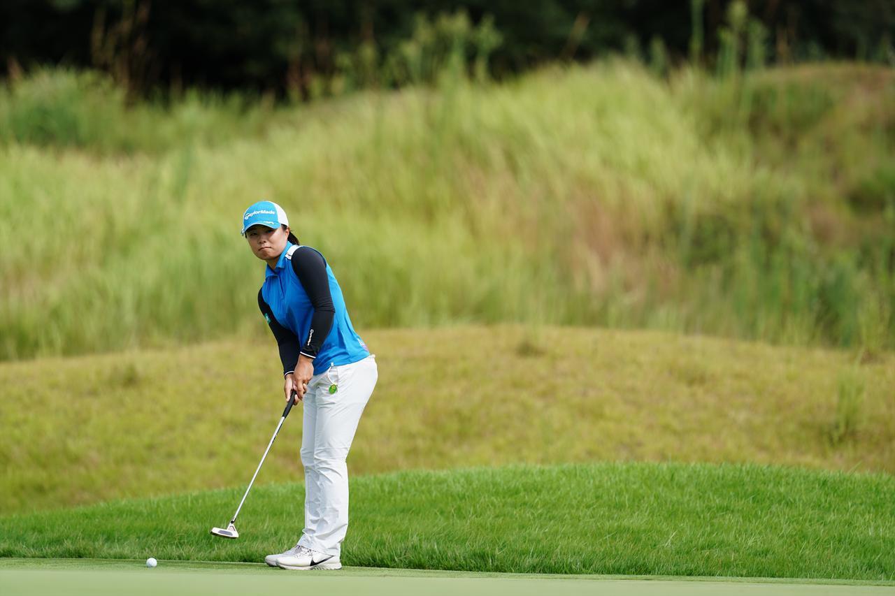 画像: 2020年の日本女子プロゴルフ選手権コニカミノルタ杯で優勝した永峰咲希が使用したことがトラスブームのきっかけ(写真は2020年の日本女子プロゴルフ選手権コニカミノルタ杯 写真/姉崎正)